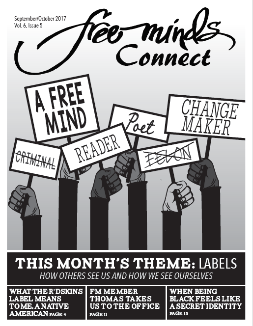 Cover page of Free Minds Connect