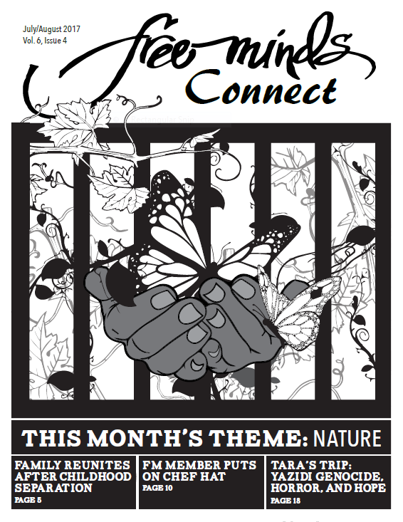 Connect Nature Cover