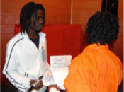 Former Sudanese Child Soldier visits Free Minds