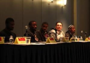 Free Minds panelists