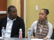 UDC Panelists Sherman and Alisha