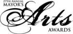 Mayor's Arts Awards logo