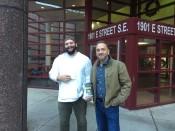 George Pelecanos and Stephen Kinigopoulos Share Short Film with the Book Club