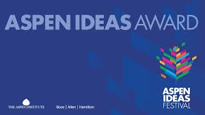 Aspen Ideas Award Logo