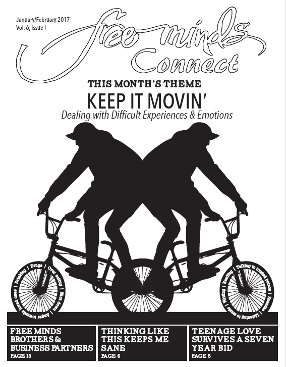 Connect Keep It Moving cover image
