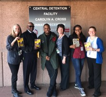 Baltimore Author D. Watkins Speaks to DC Jail Book Club